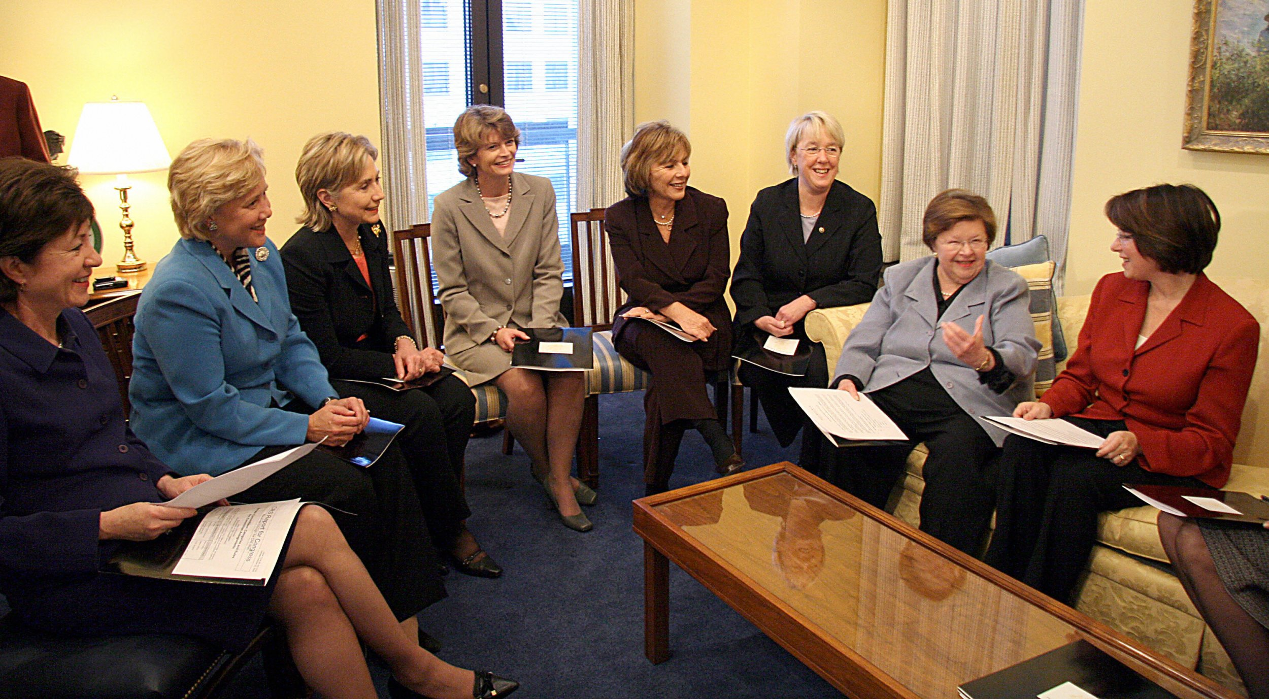 Women-Senators
