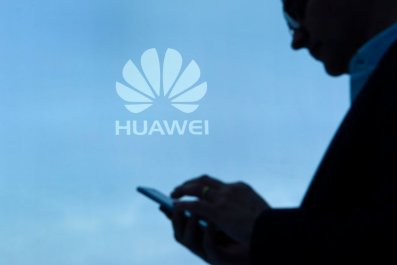 china huaiwei smartphone fbi cia