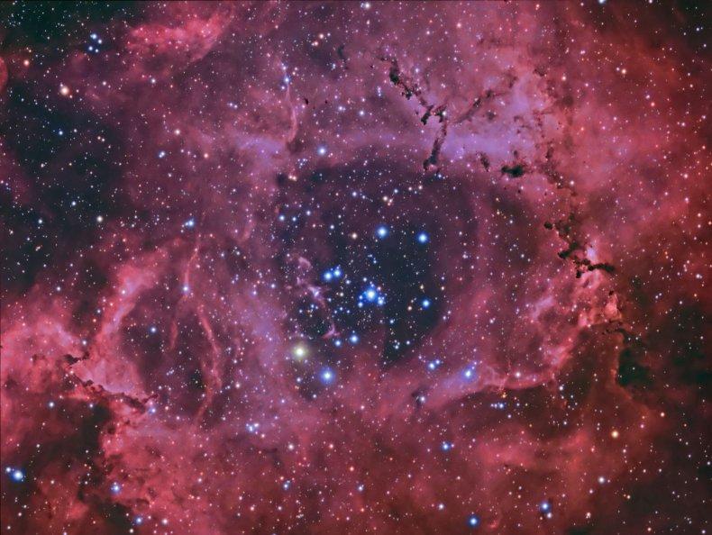 2_14_Rosette nebula