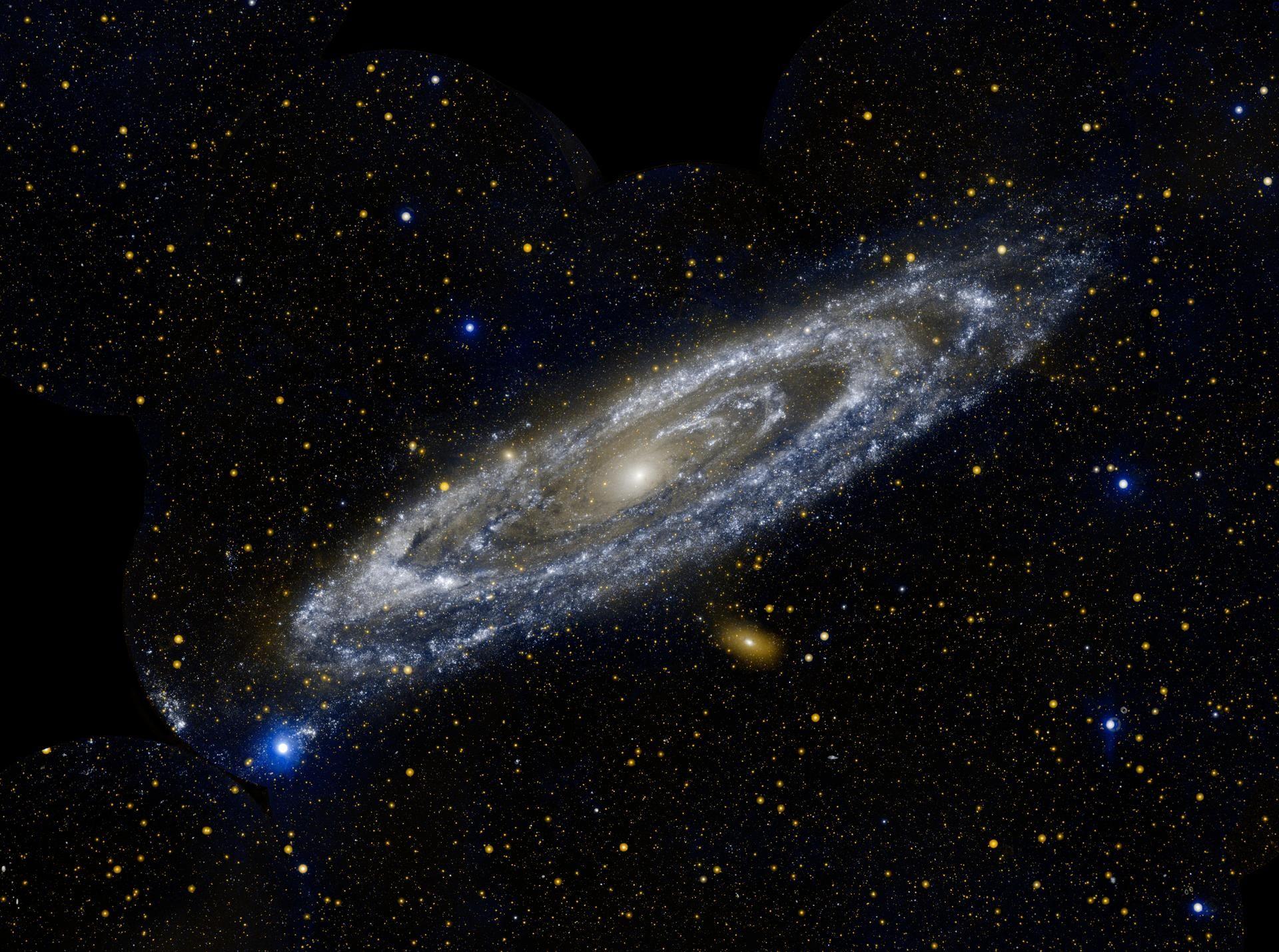 2_15_Andromeda Galaxy