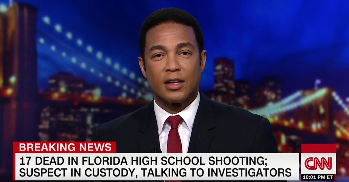 Don Lemon on Parkland shooting: Shut up, let's talk about gun control