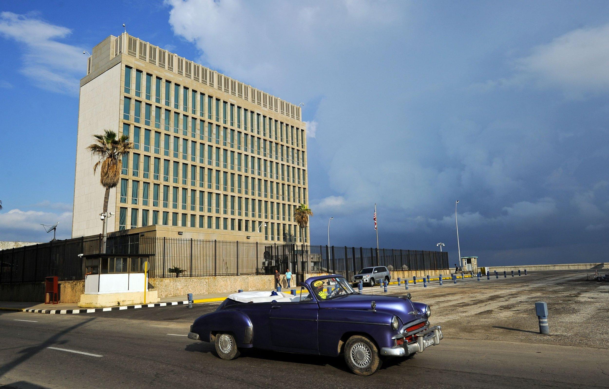 havana embassy brain injury