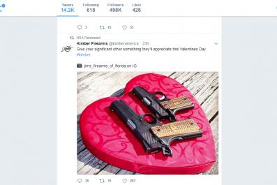 NRA valentines
