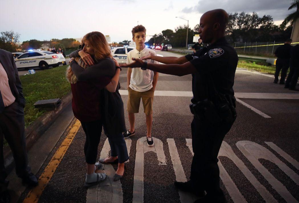 High School Shooting