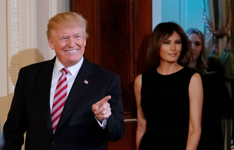 Will Melania leave Donald Trump?
