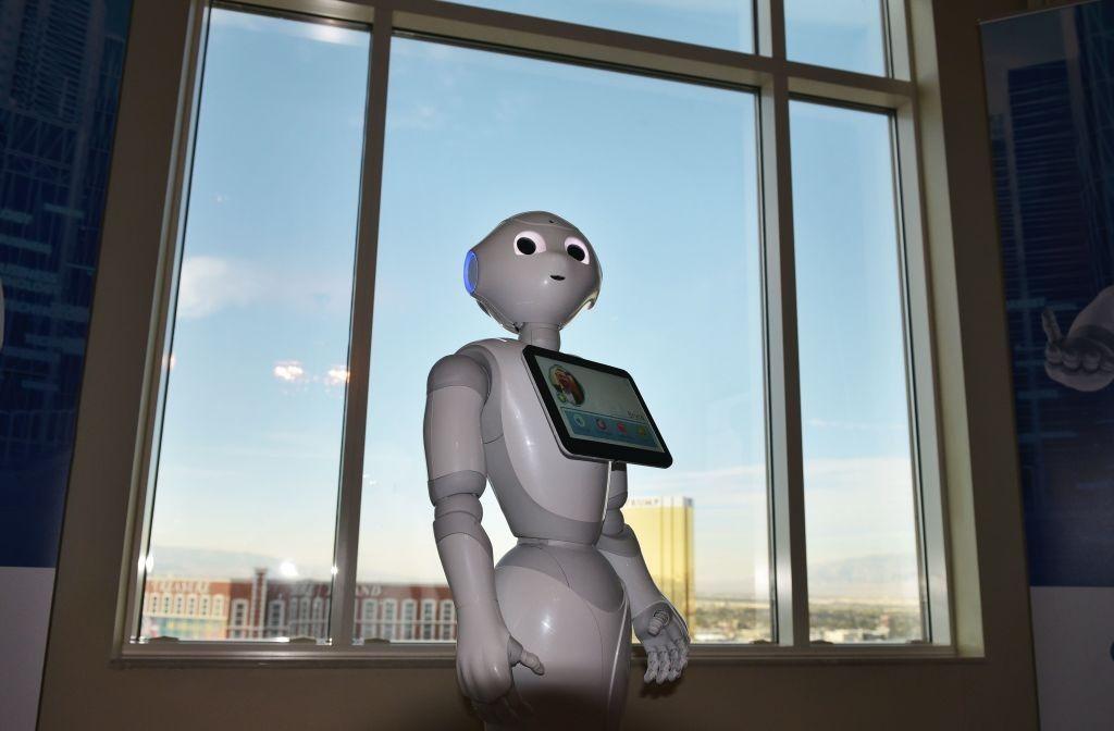 artificial intelligence robots automation AI