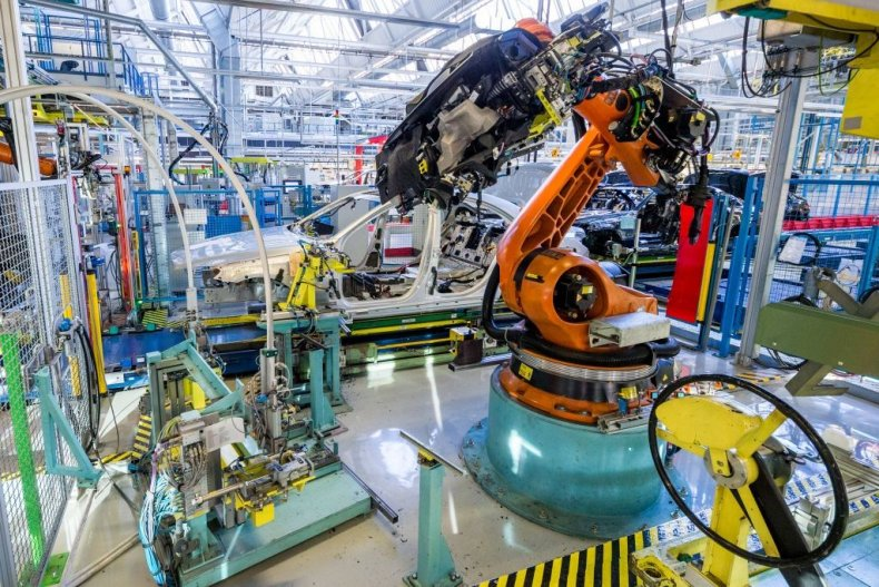 robots automation fourth industrial revolution