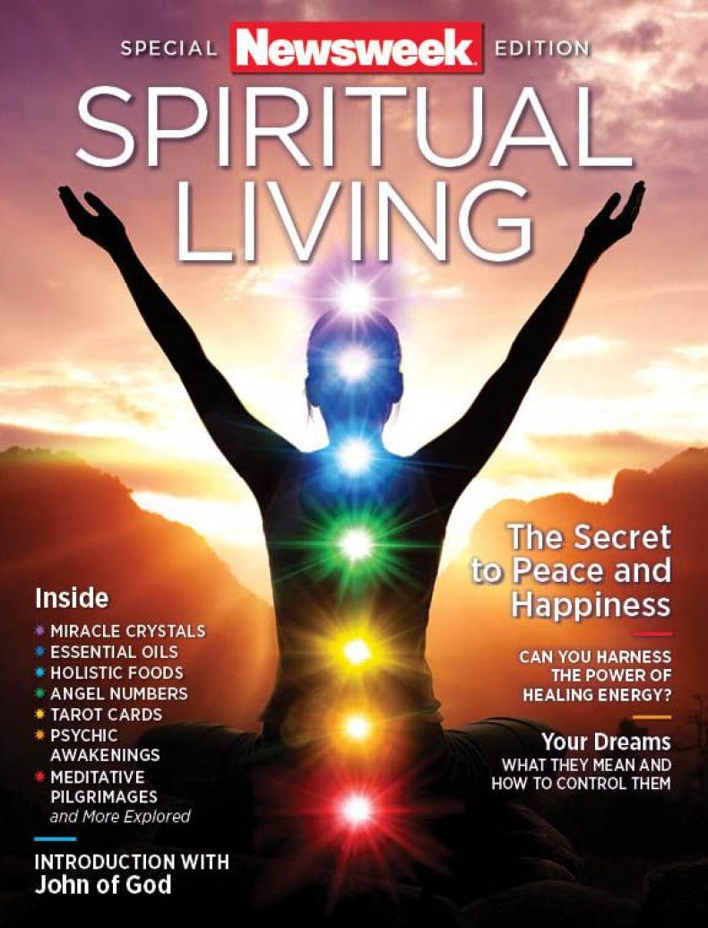 Spiritual Living Reprint Cover
