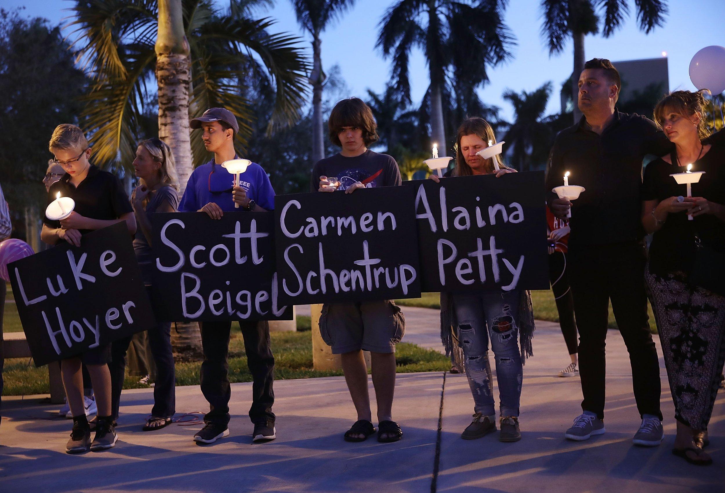 Parkland Florida Shooting
