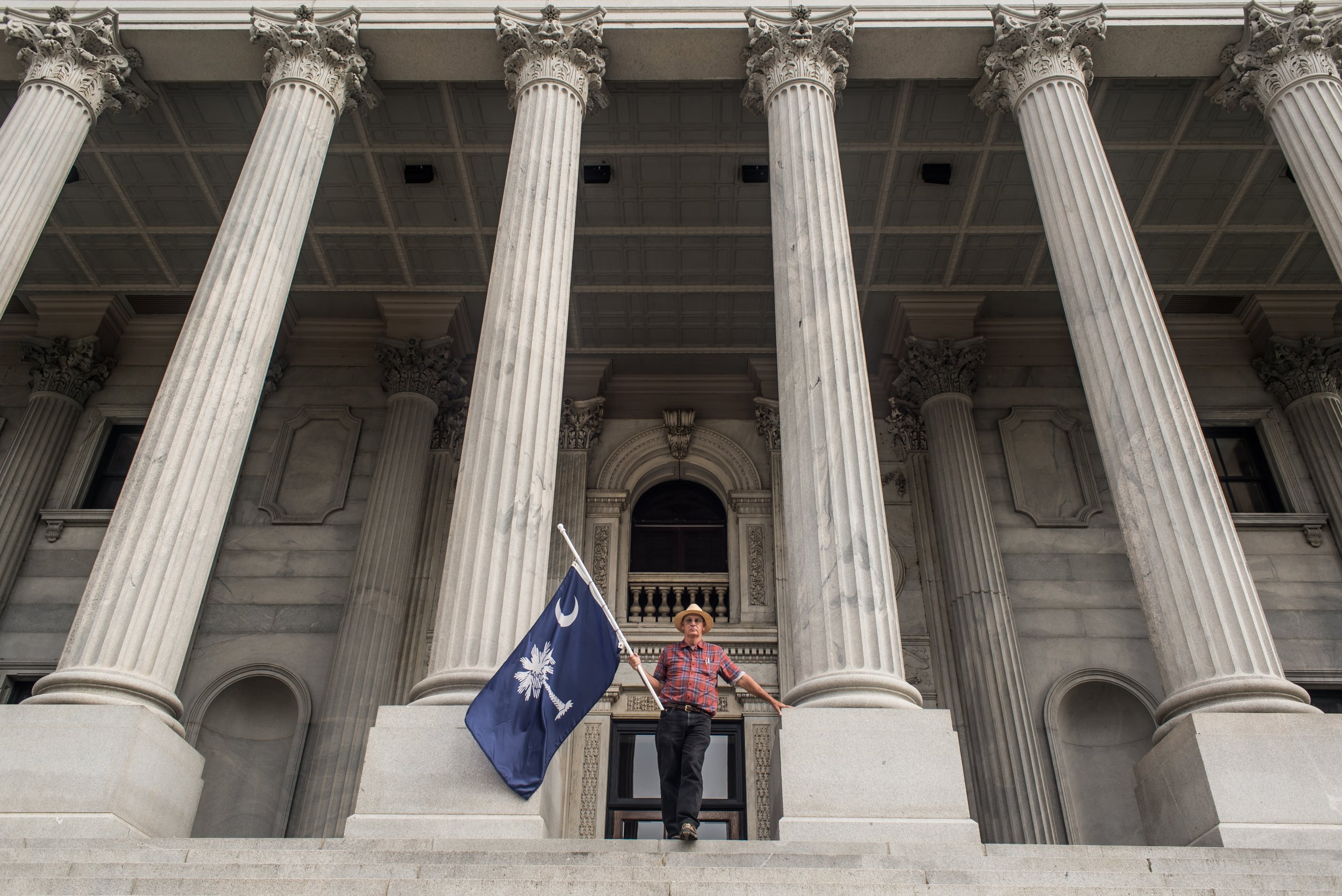 South Carolina Lawmakers Debate Removing The Confederate Flag Near Statehouse
