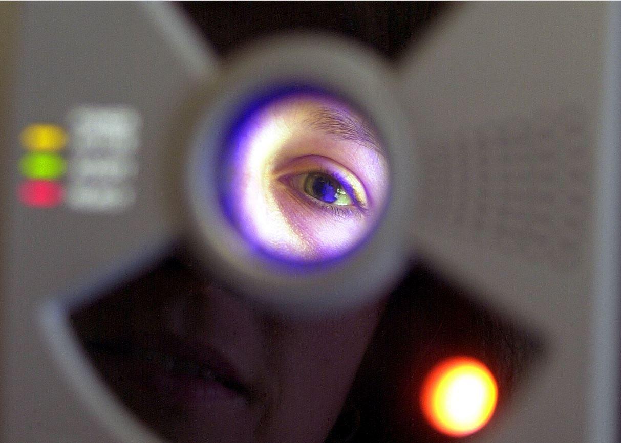 retinal scan google heart attack