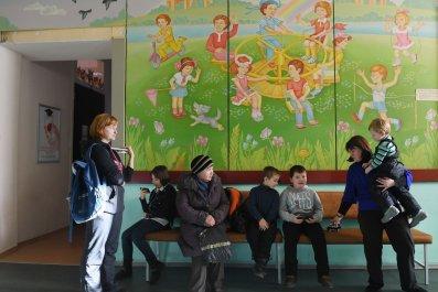 Ukraine measles