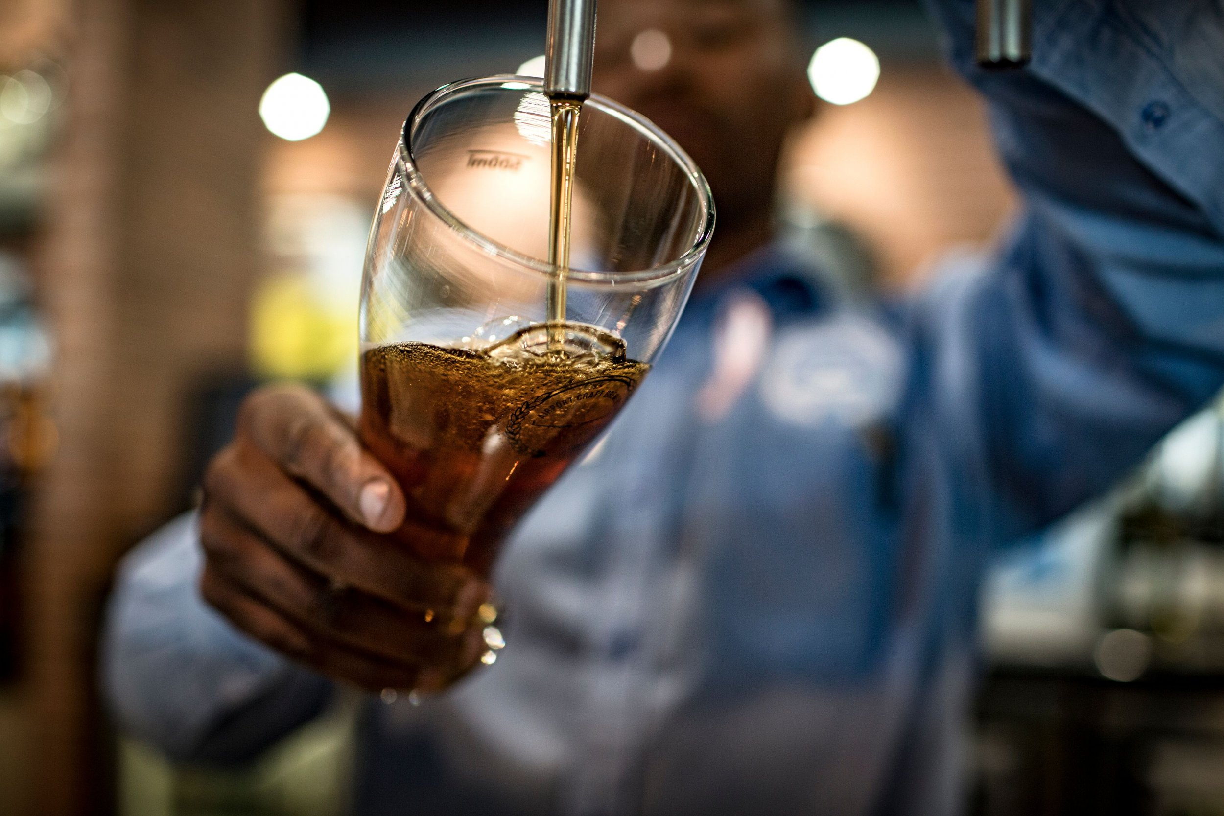 Cut beer: the secrets of making a drink