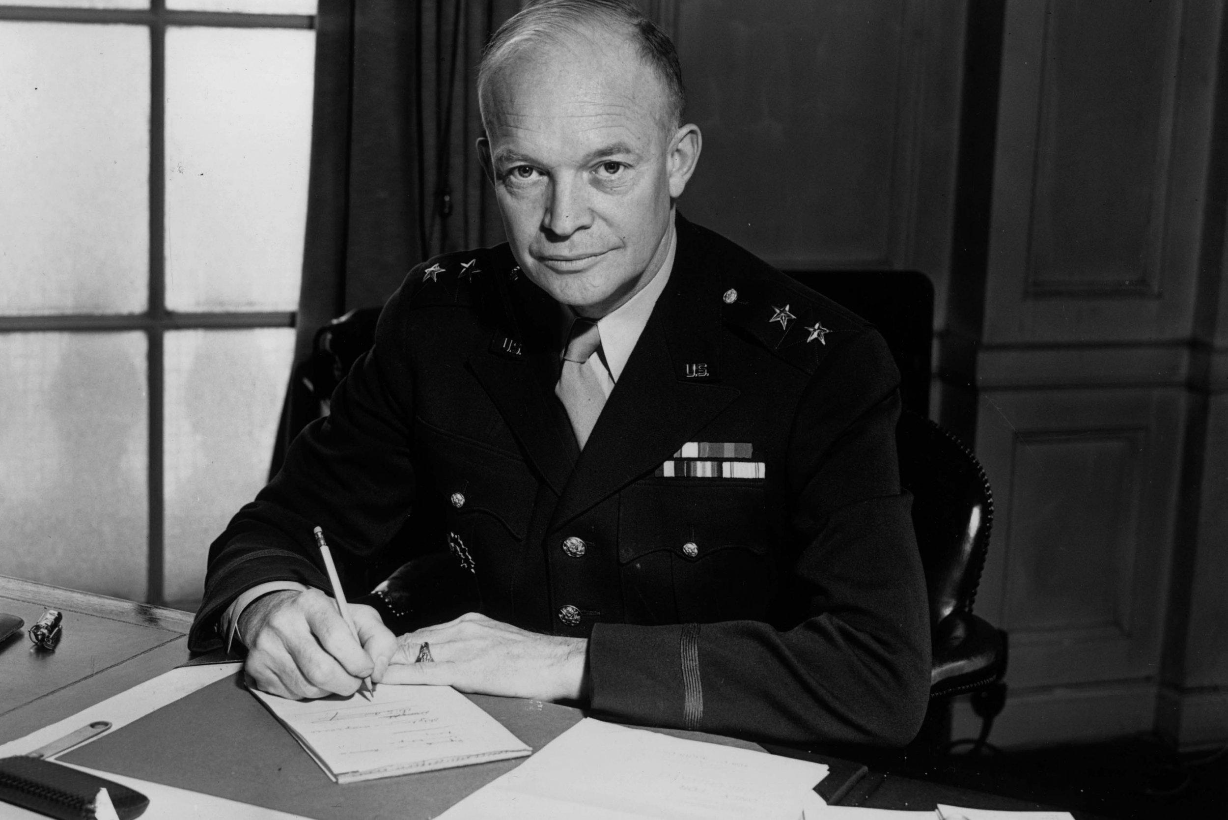 07 Dwight Eisenhower