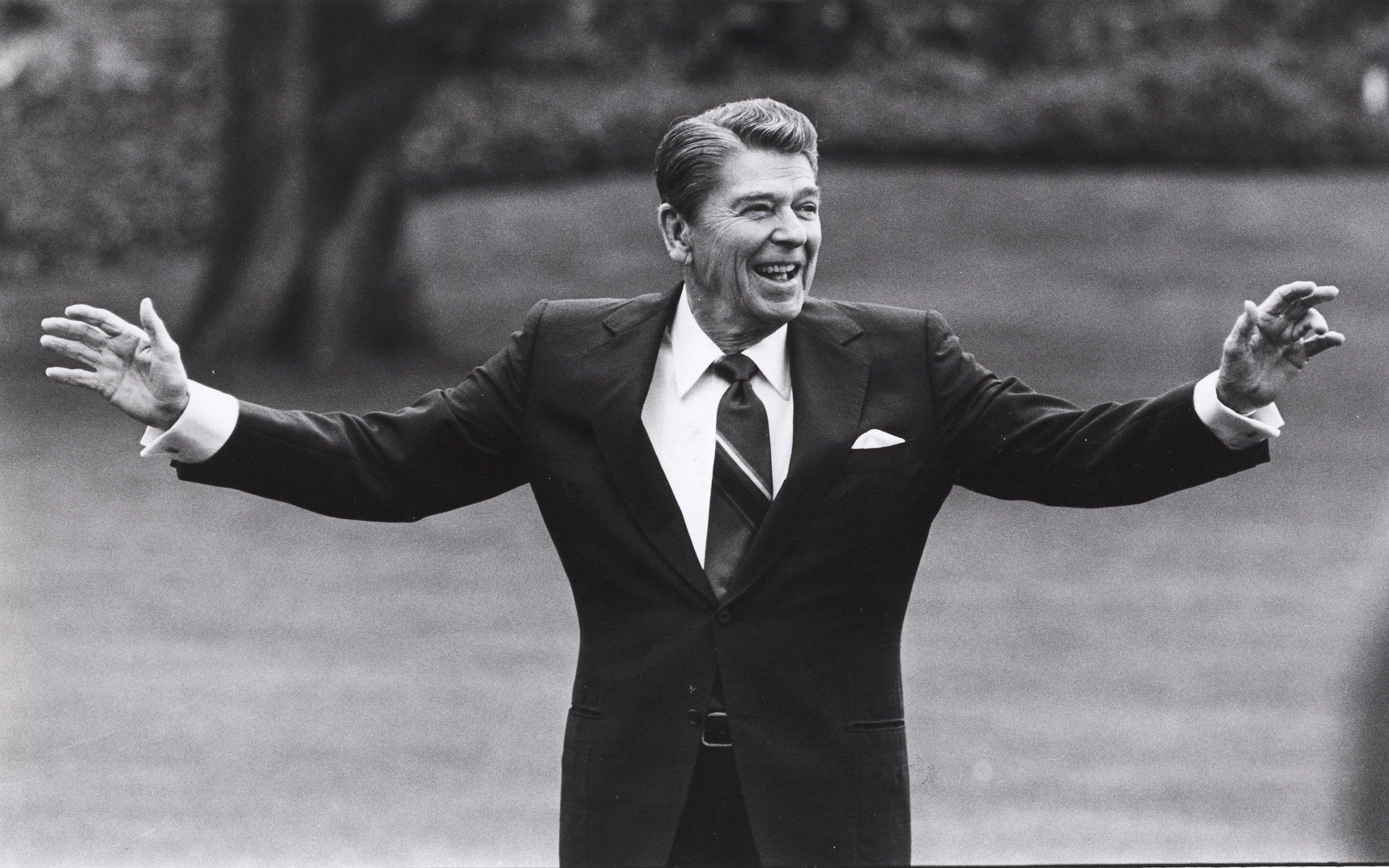 09 Ronald Reagan