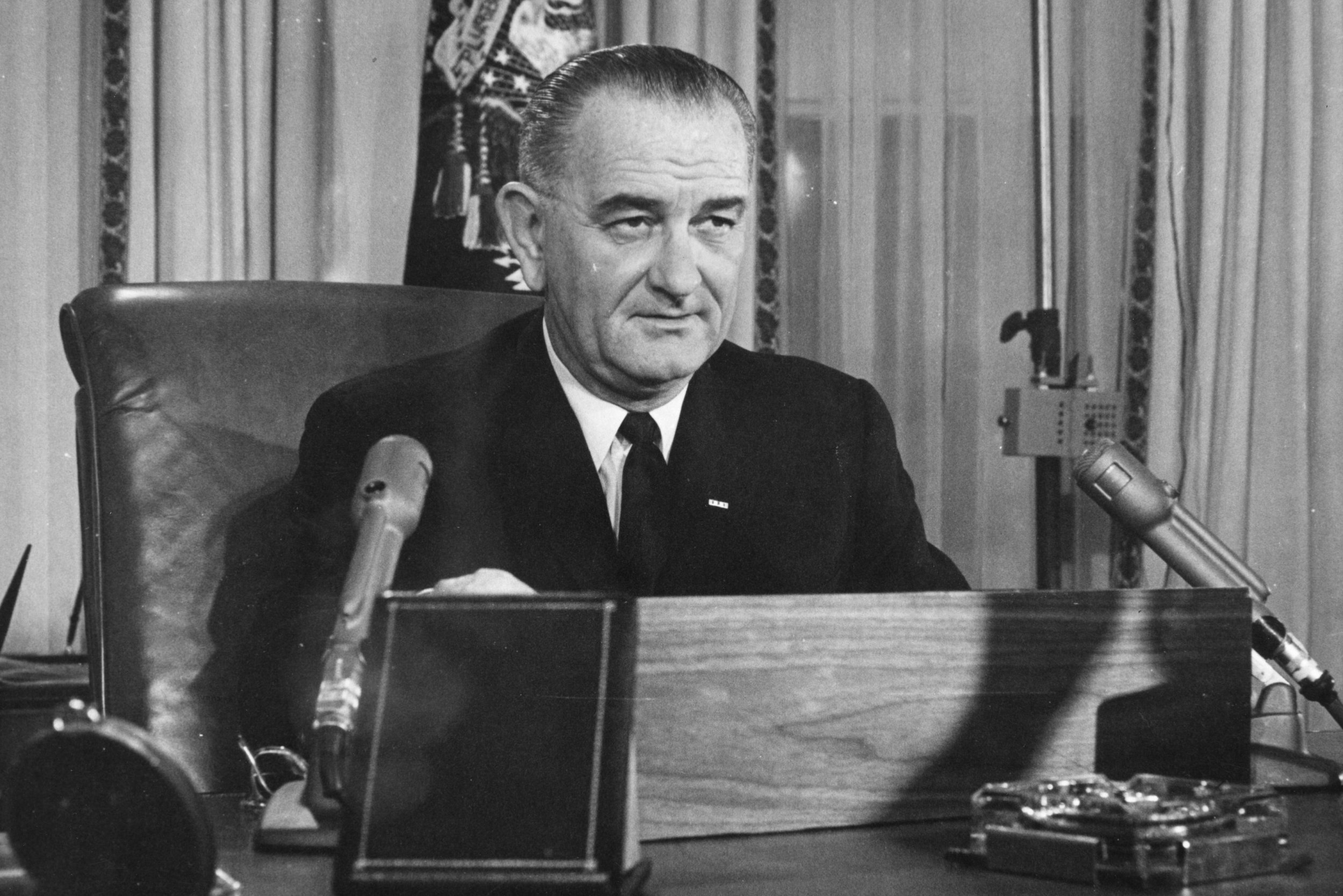 10 Lyndon B Johnson