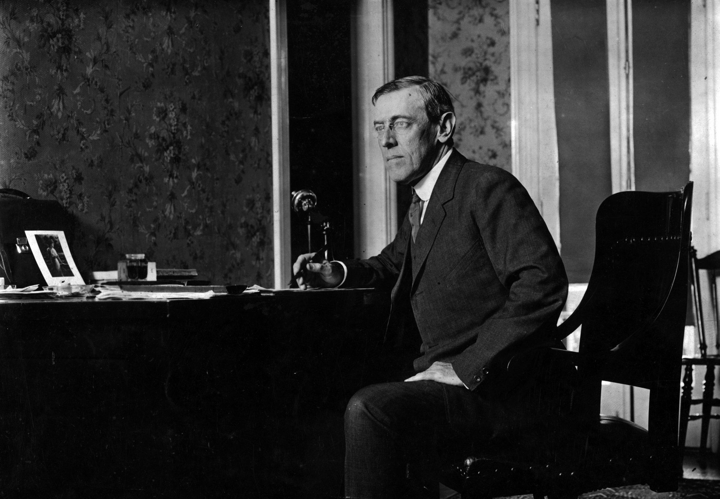 11 Woodrow Wilson