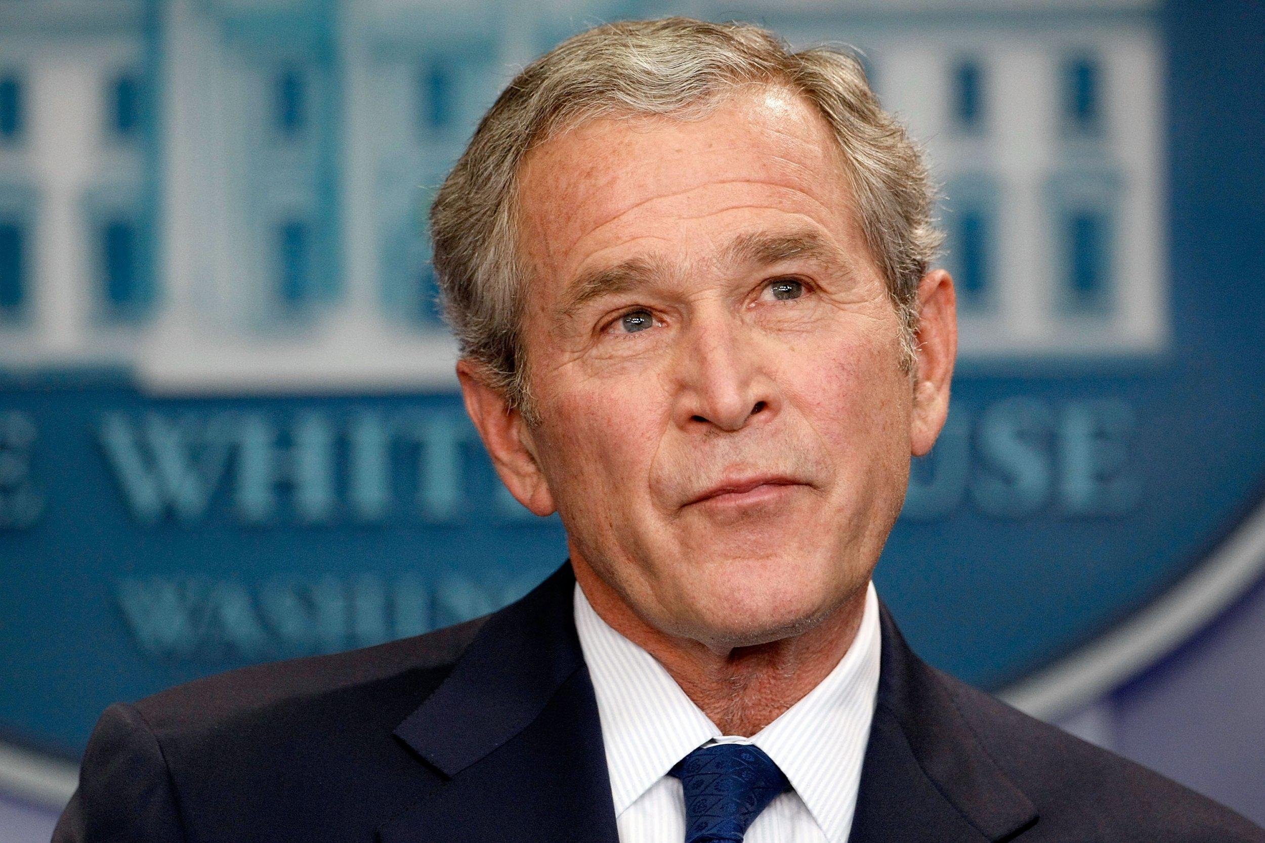 30 George W Bush