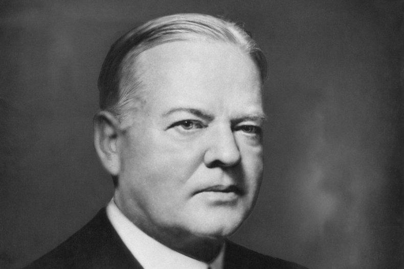 36 Herbert Hoover