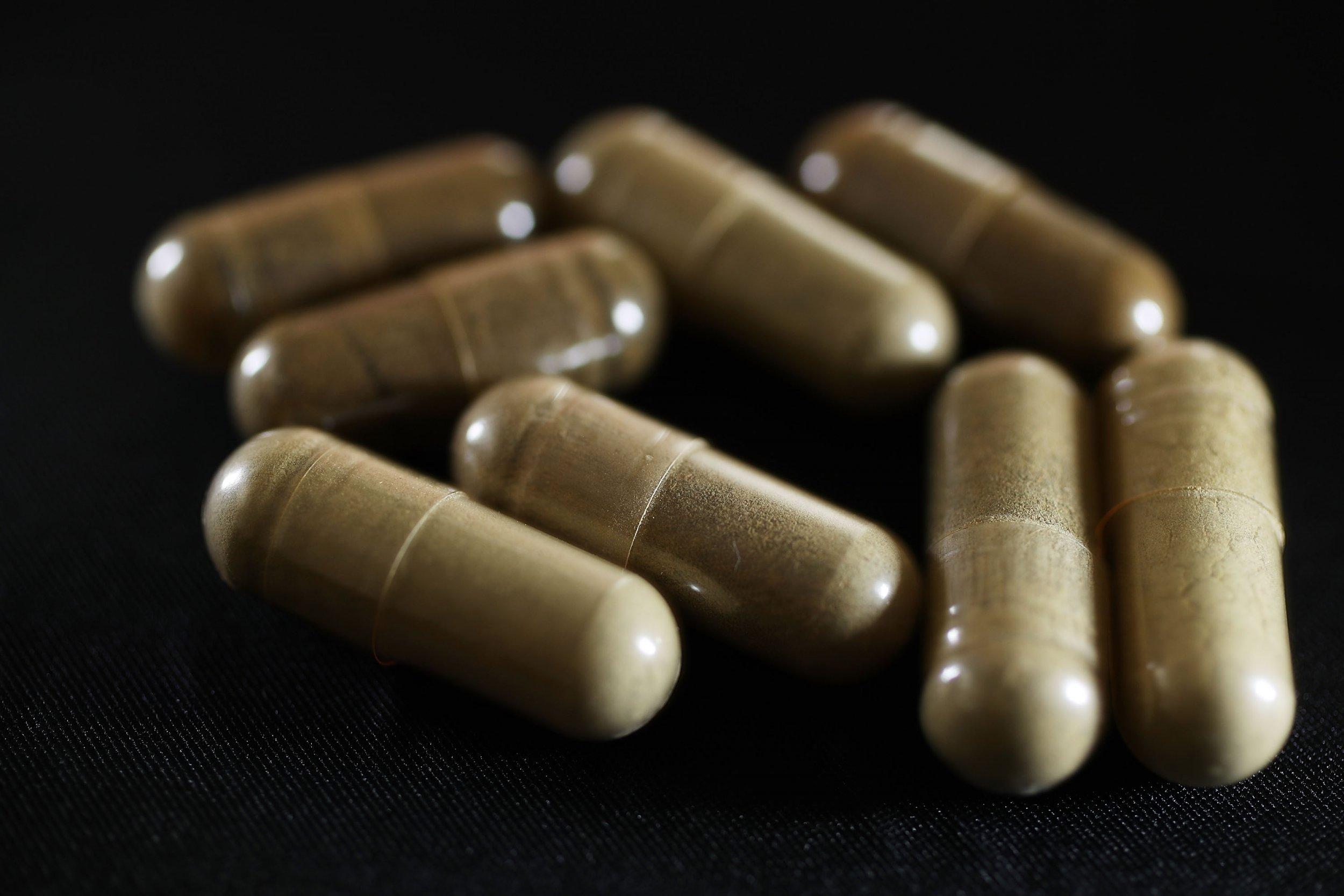 kratom capsules florida