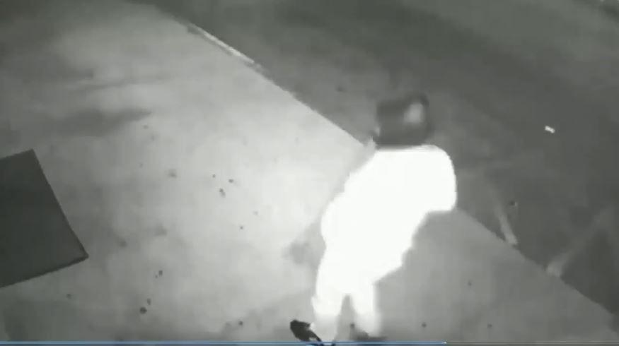 Surveillance Footage #2 of Homeless Killings