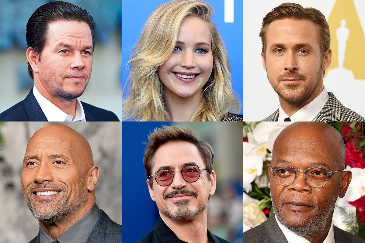 World's Highest-Paid Actors