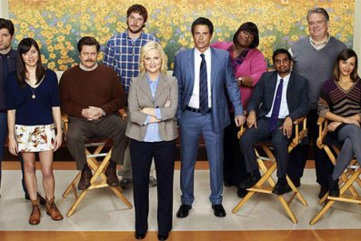'Parks and Recreation' cast