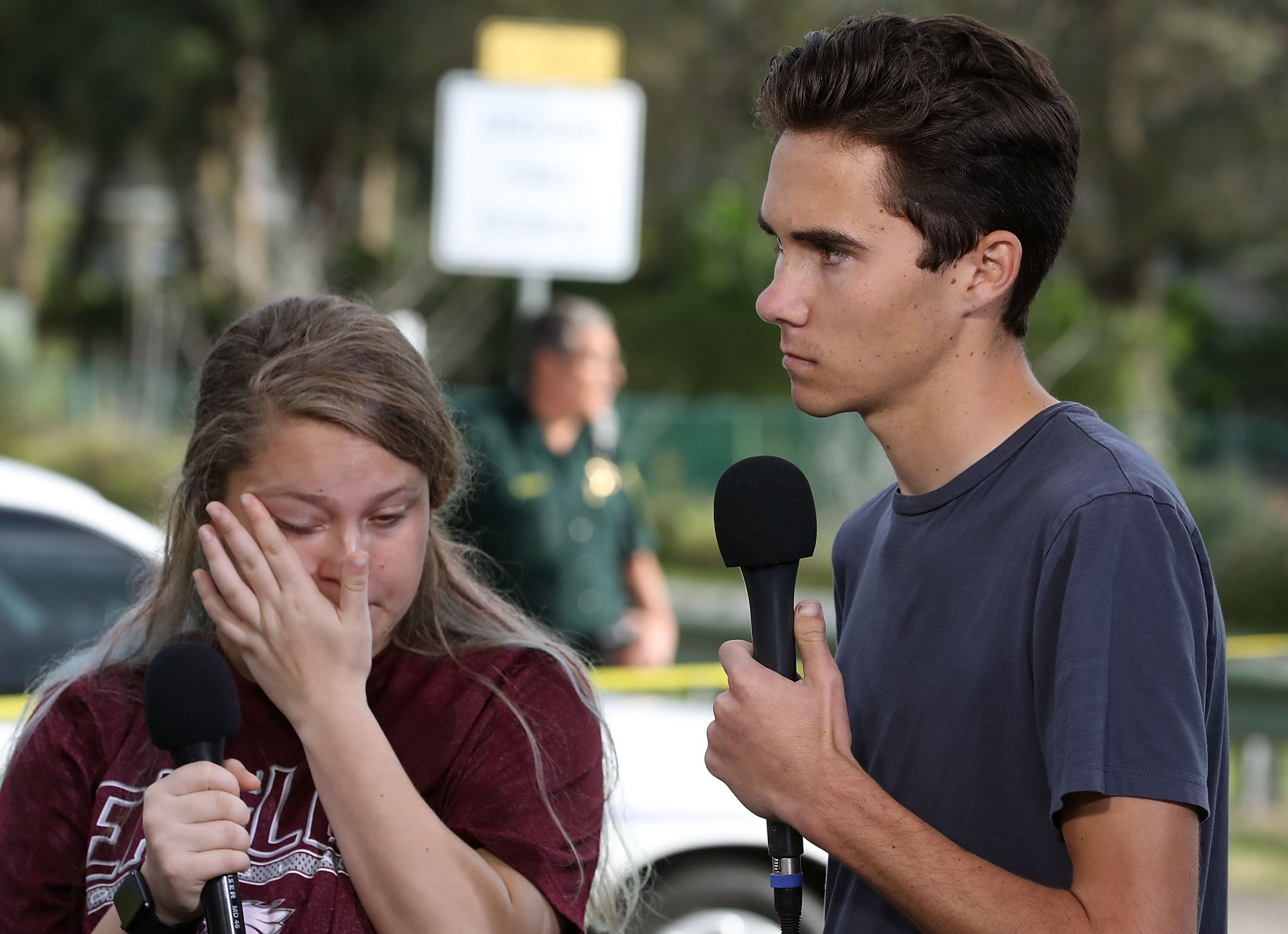 YouTube, Facebook Promote Conspiracy Video Claiming School Shooting