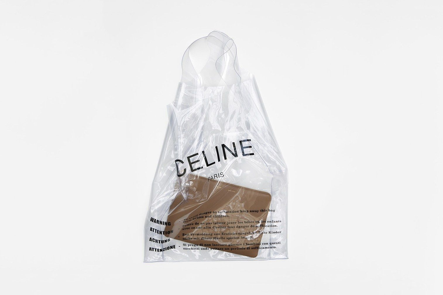 Céline Designs  590 Plastic Bags That Look Like Free Ones from the ... cc817d4e0e979