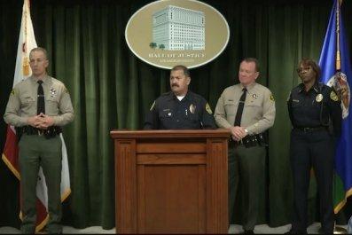 Marino Chavez, LAPD School Security