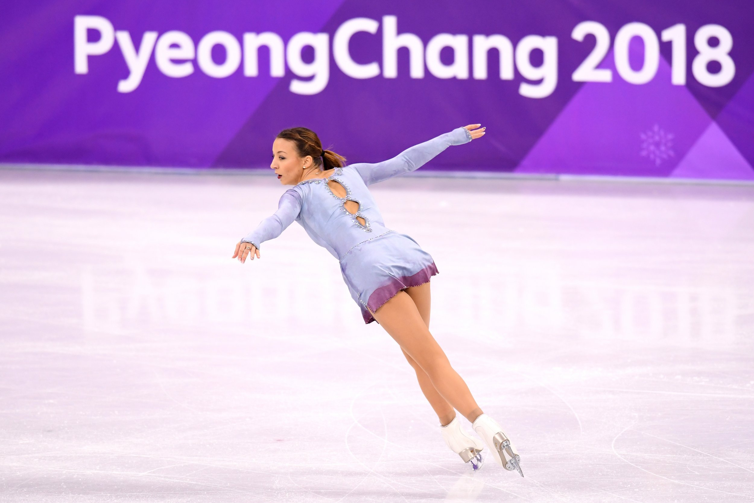 Nicole Schott Not the First German Figure Skater to Perform to Music