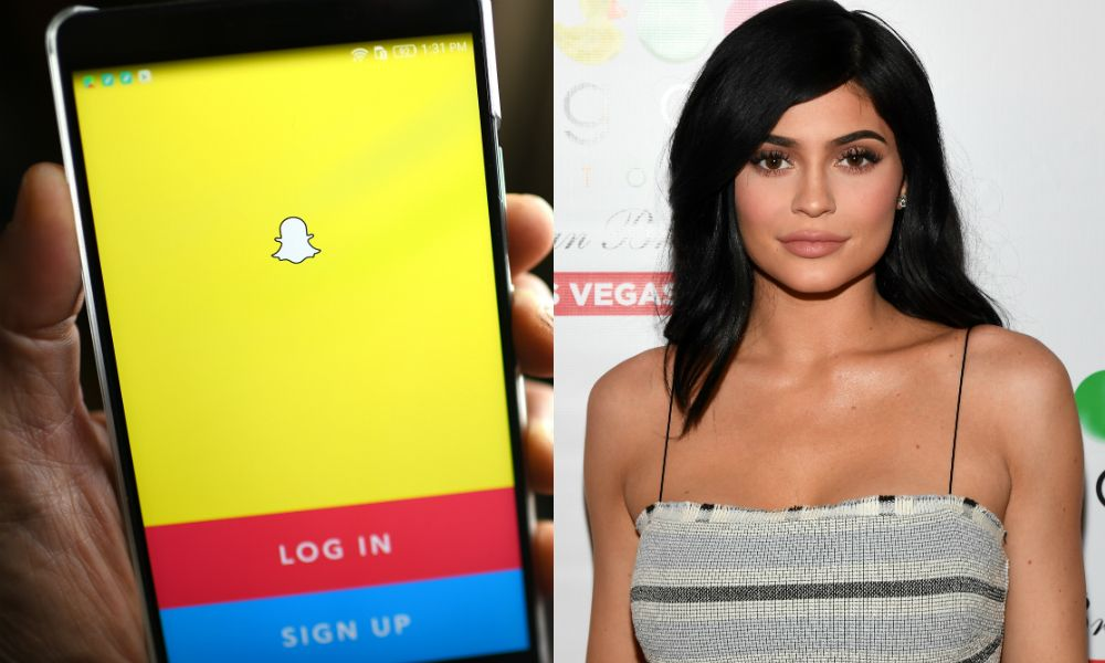 Did Kylie Jenner cost Snapchat $1 billion?