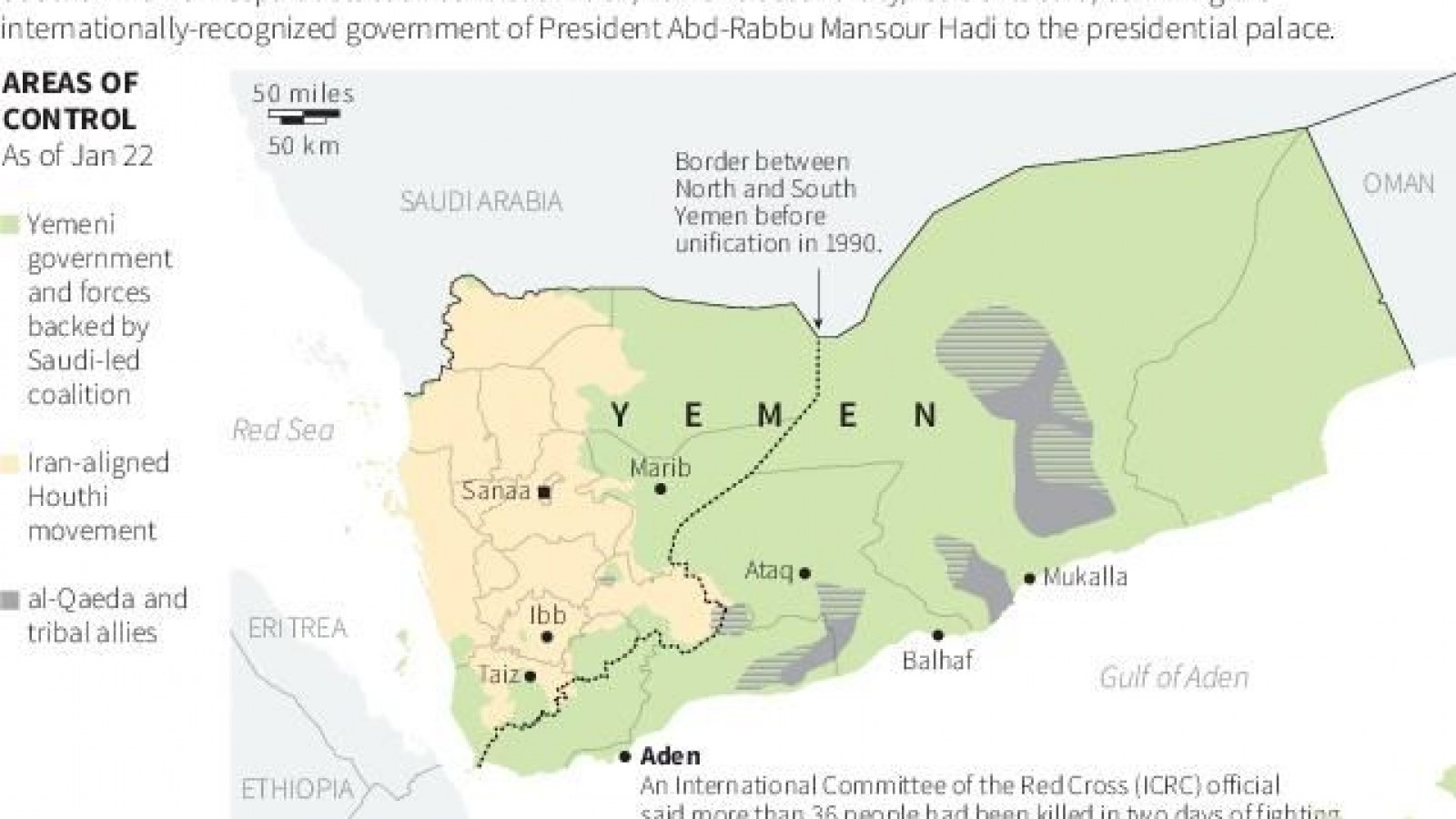 Saudi War in Yemen May Have End in Sight as Rebels Submit