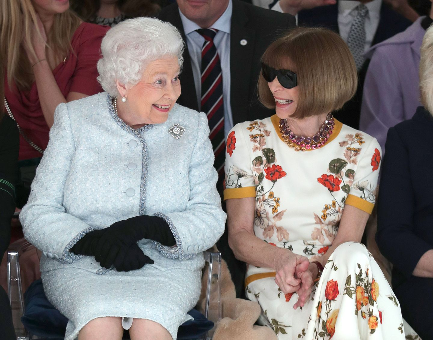 Anna and the Queen