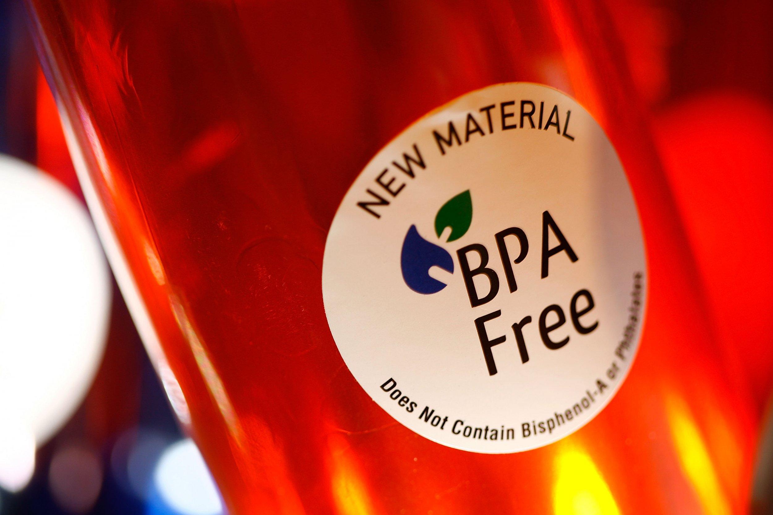 water bottle BPA 2