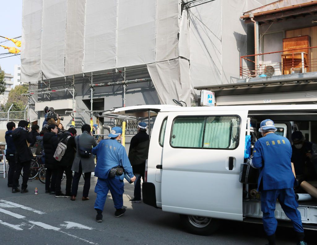 More body parts found in Japan after woman's severed head uncovered