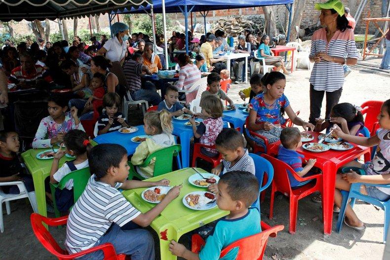 Venezuela Colombia exodus