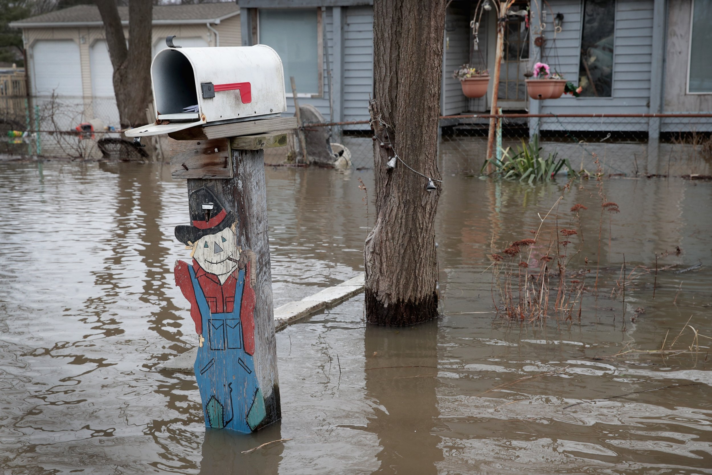 Kentucky Business Search >> Midwest Storms: 5 Killed in Flooding, Tornadoes as States Brace for More Severe Weather