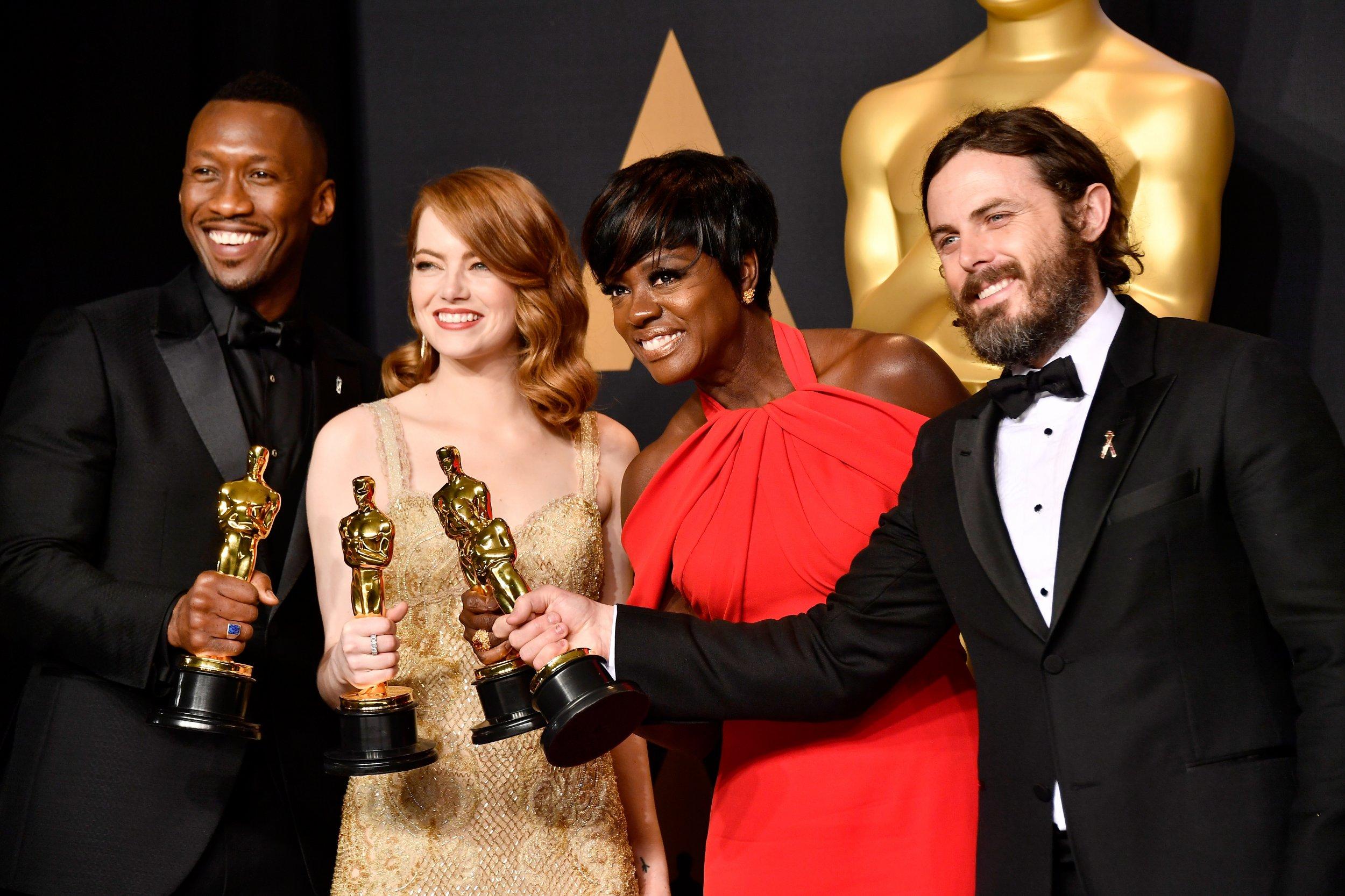 Oscars winner 2017