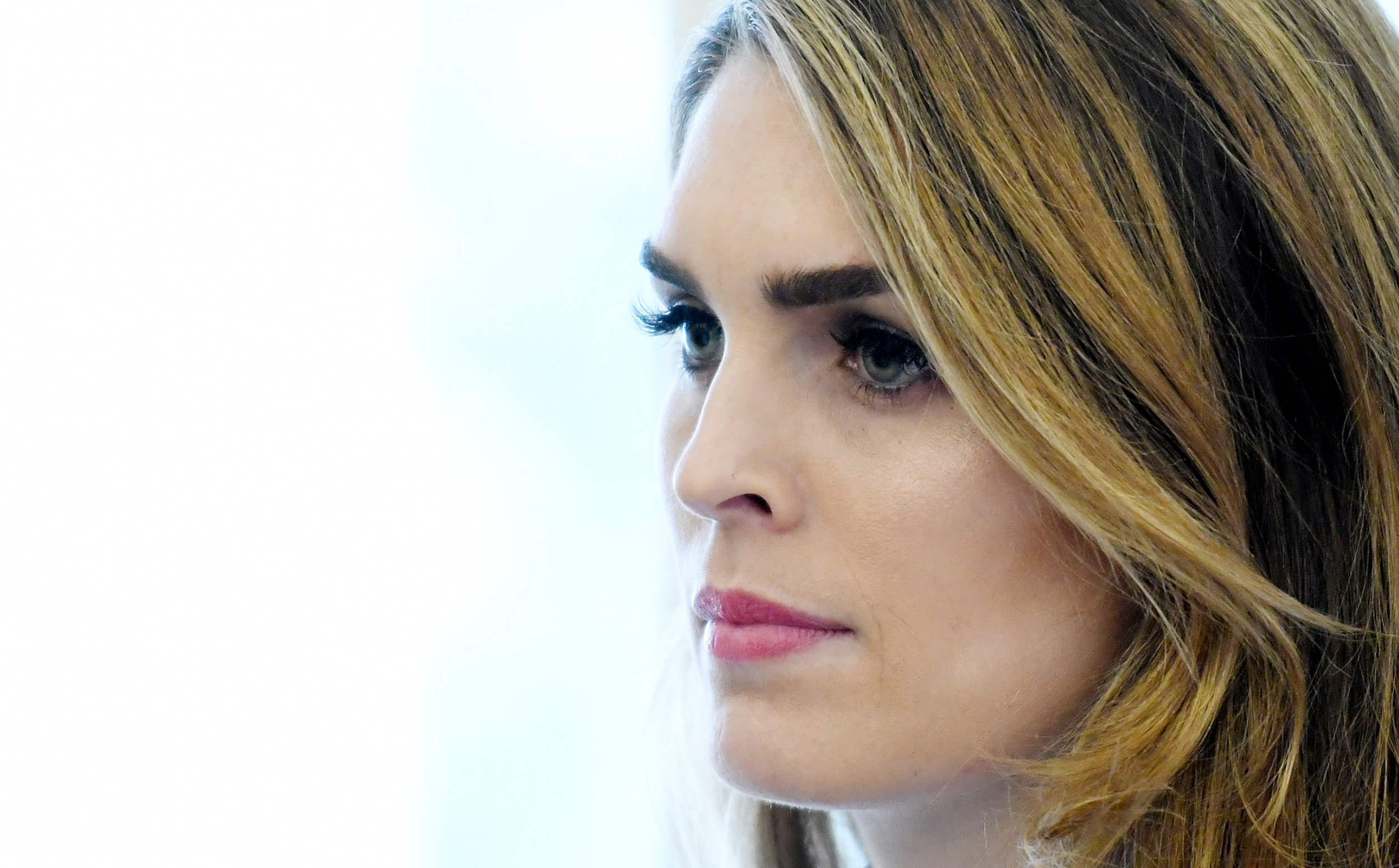 hope hicks at the house intelligence committee  what u2019s on the agenda
