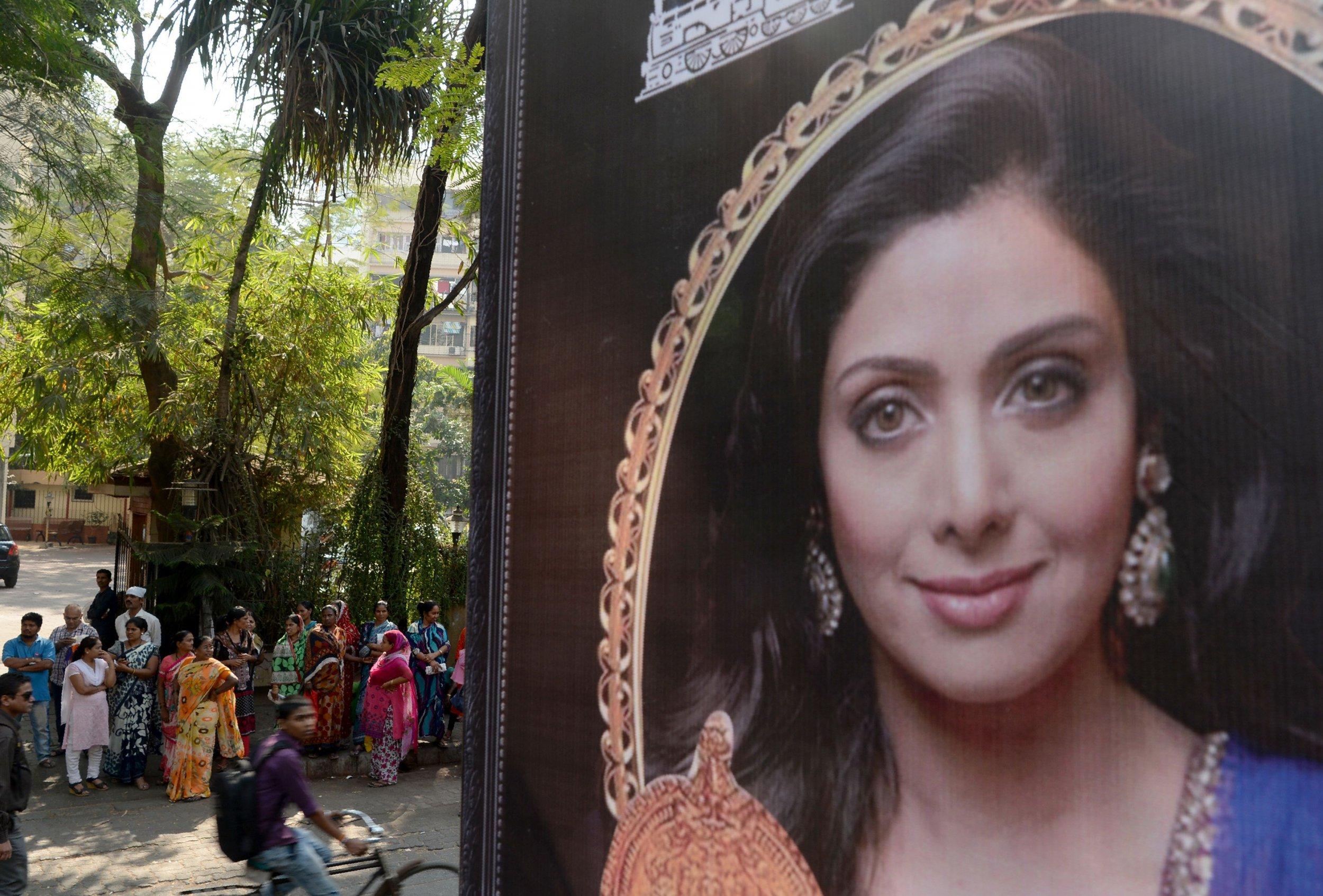 Sridevi case closed, Dubai police say