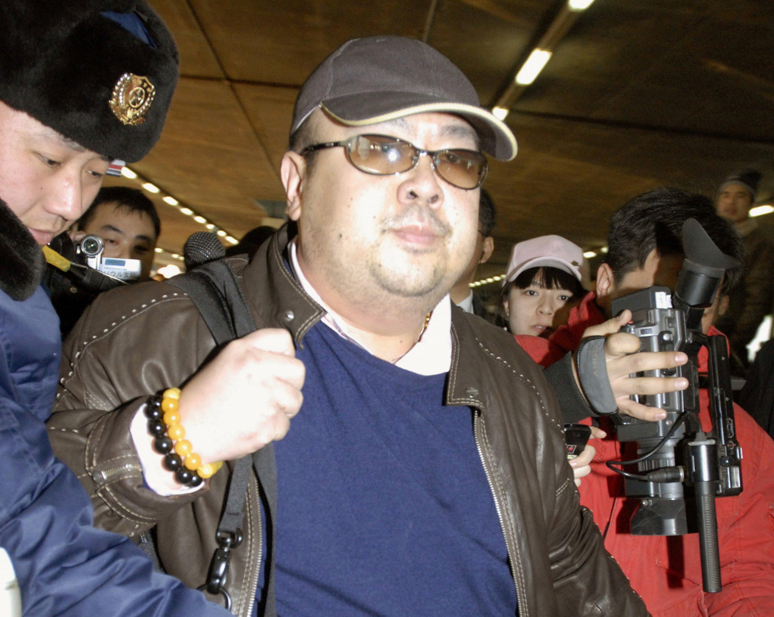 RTSYPNN Kim Jong Nam