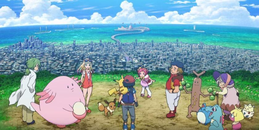 pokemon the movie 2018 everyone story image