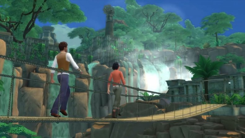 sims 4 jungle adventure game pack