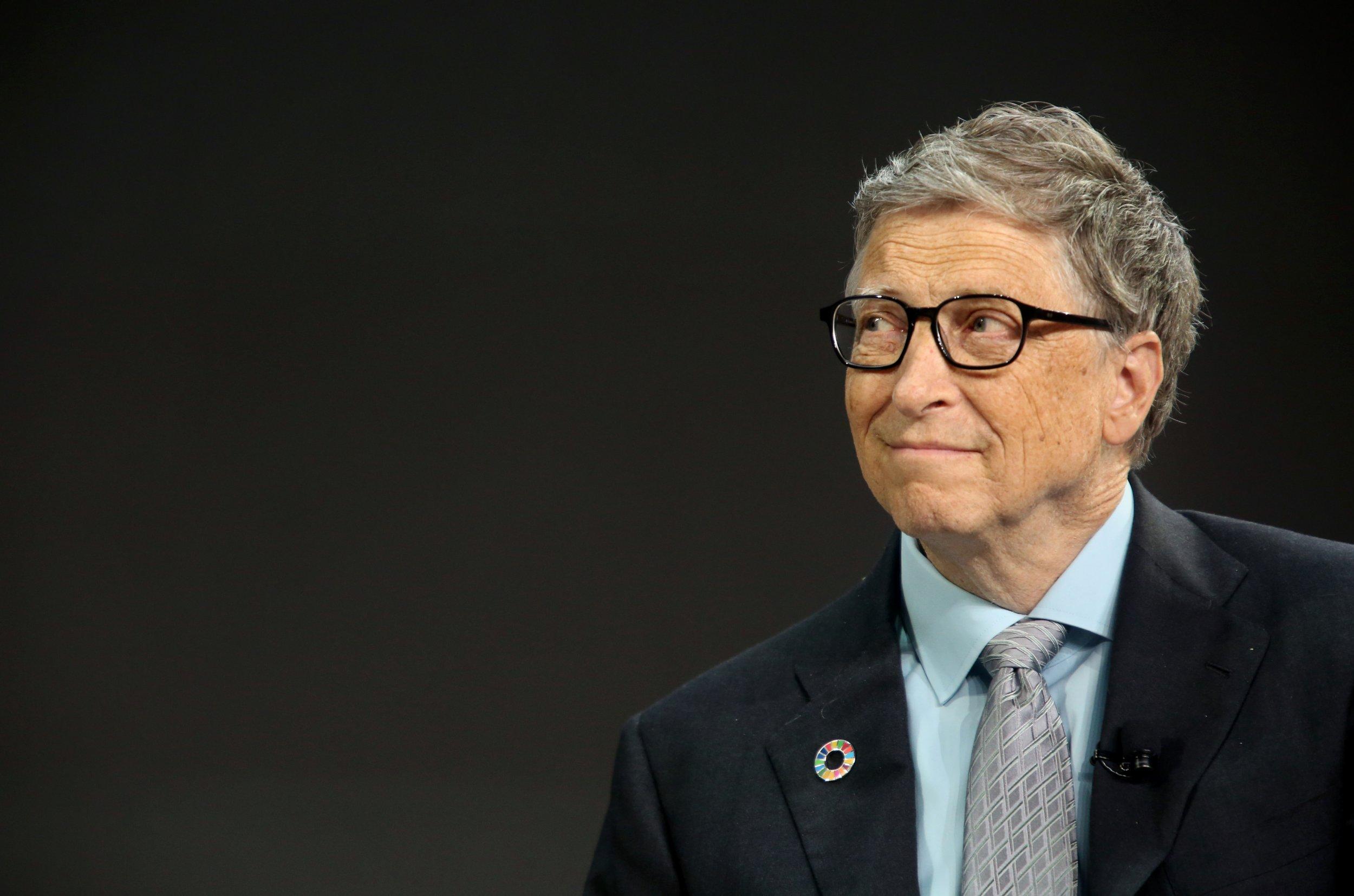 Bill Gates (Getty)