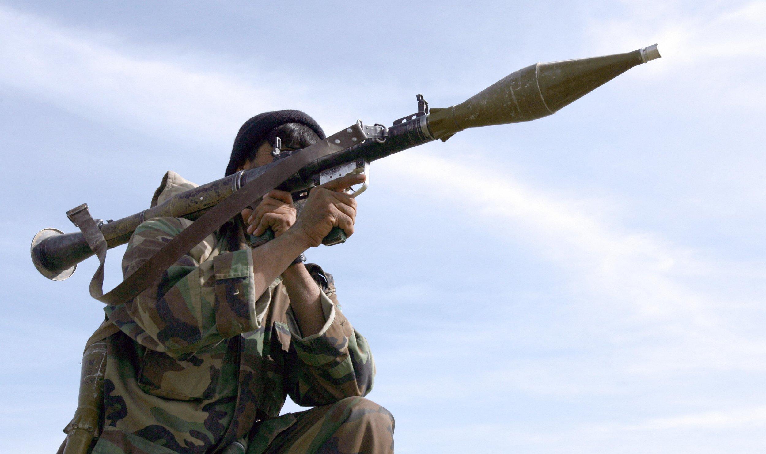 GettyImages-72449021 RPG afghanistan