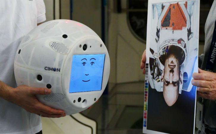 ibm watson space robot AI