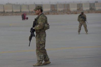 kandahar base guard