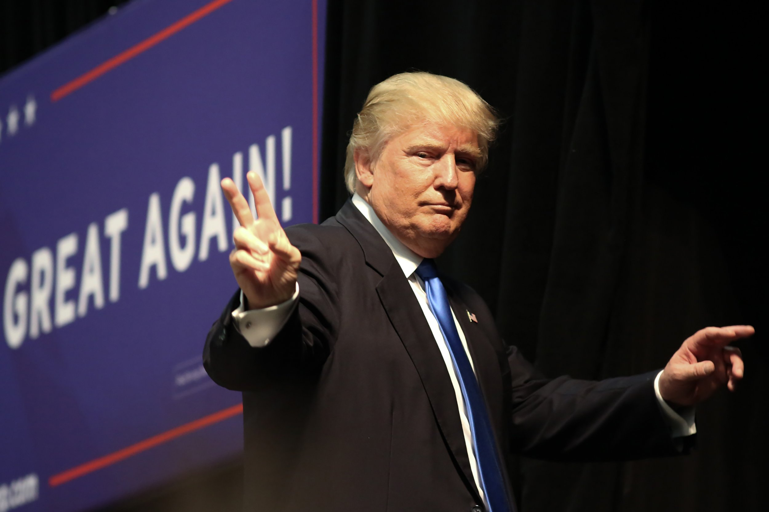 GettyImages-621063276 Donald Trump peace