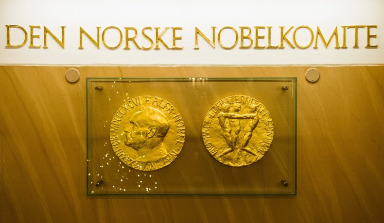 GettyImages-500581478 Nobel Peace Prize